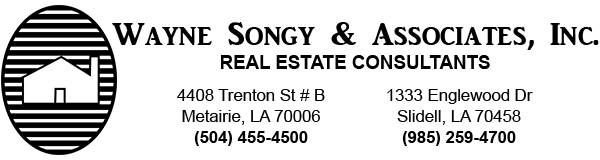 Wayne Songy Real Estate