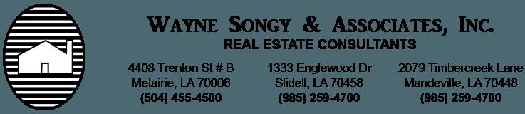 Wayne Songy Real Estate